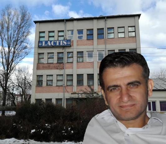 Lactis SA si Petrica Herascu
