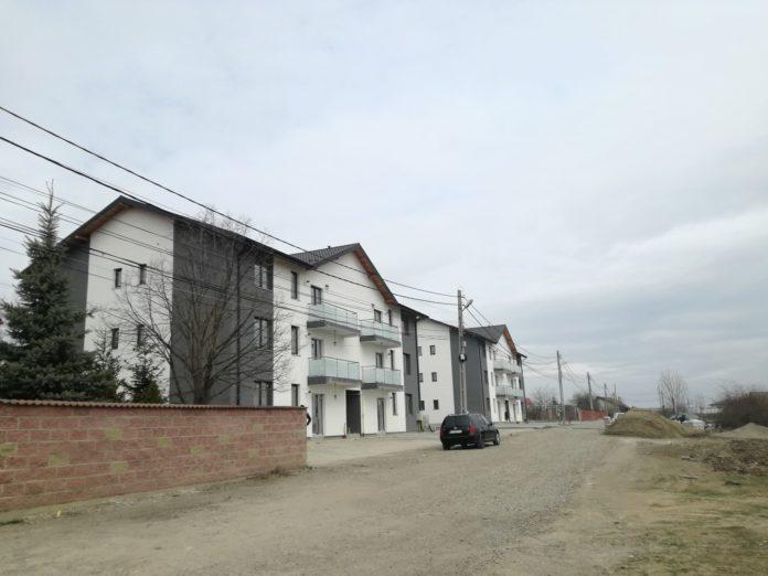 blocuri Achitei, Valea Lupului