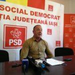 Mihai Mihalache, vicepresedinte PSD Iasi