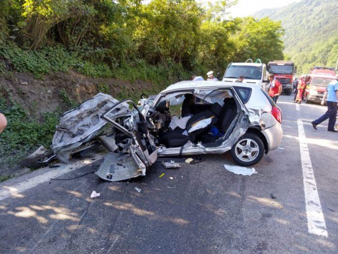 accidentele rutiere sunt inca surse de bani pentru excroci