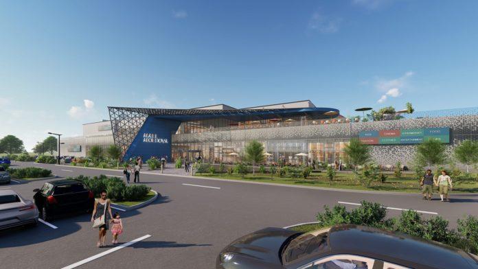Mall Moldova fi fi de inaltimea unui bloc cu 10 etaje