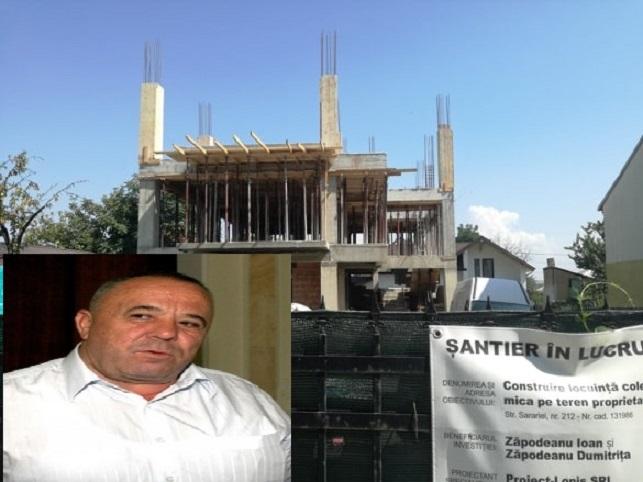 Ioan Zapodeanu si blocul de pe Sararie