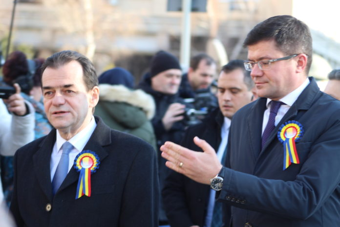 Ludovic Orban si Costel Alexe