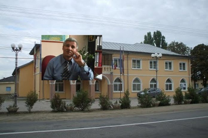 Ioan Murarescu si Primaria Ruginoasa