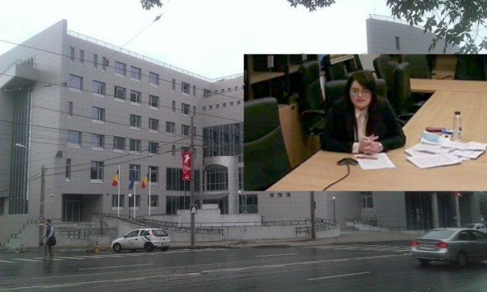 Tribunalul Iasi si Georgiana Stefan