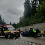 accident Mestecanis