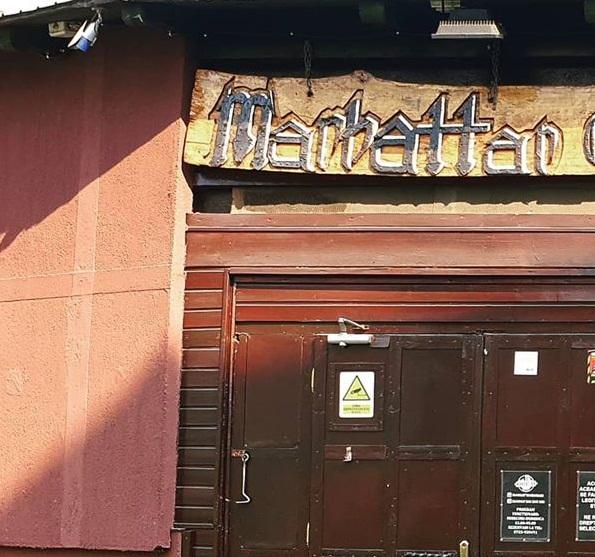 Clubul Manhattan