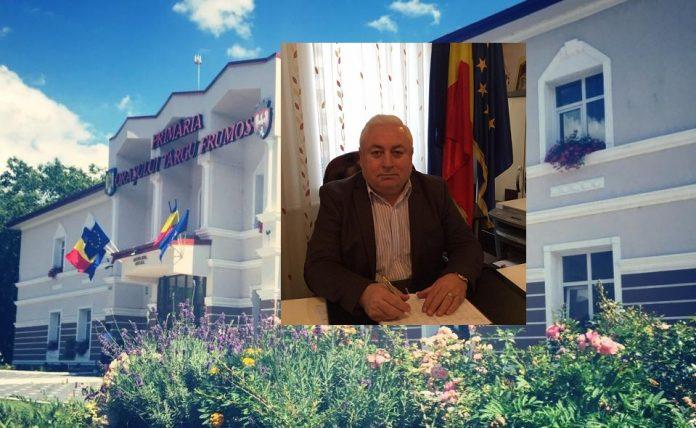 Primaria Targu Frumos si Ionel Vatamanu