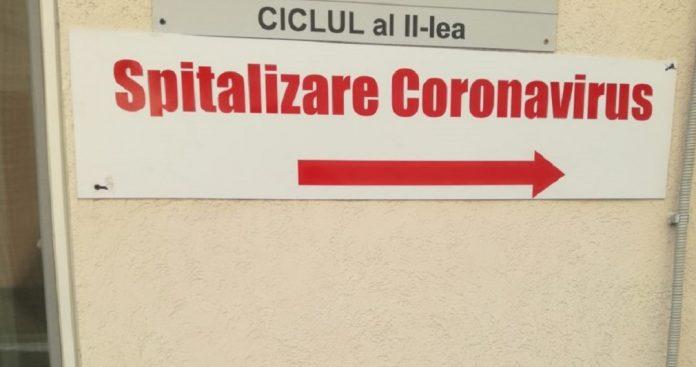 spitalizare Covid