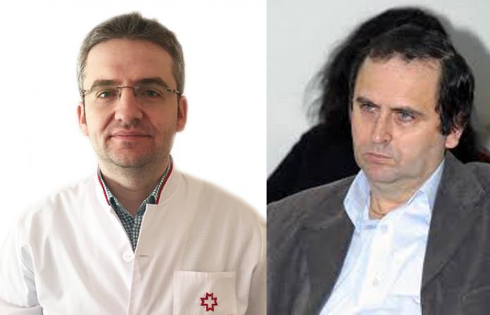 Vlad Porumb si Ioan Birliba