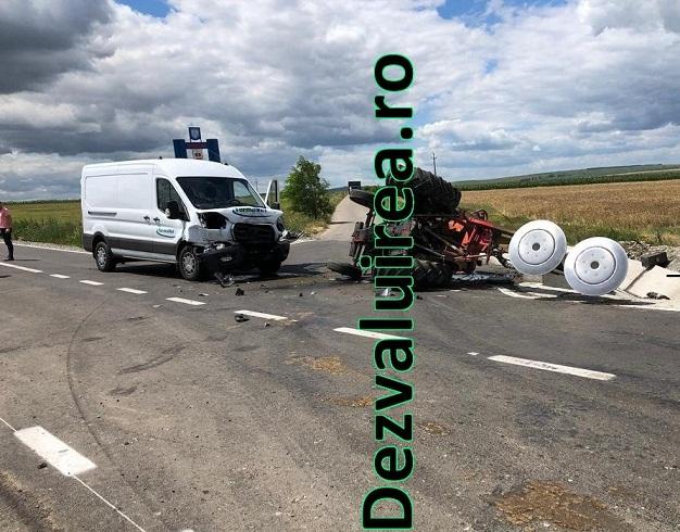 accident Draguseni