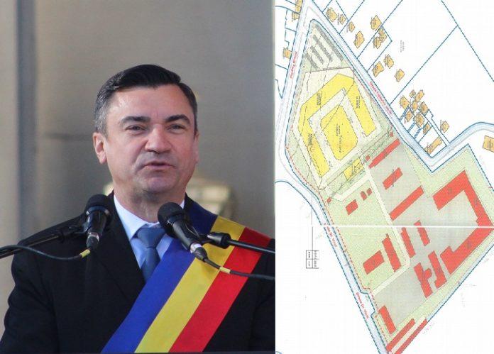 Mihai Chirica si PUZ Penitenciar
