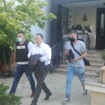 Nichita luat de Politie de acasa