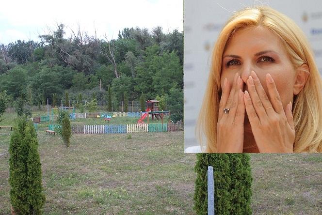 Udrea parc de joaca Prisecani