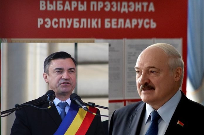 Mihai Chirica Alexandr Lukasenko