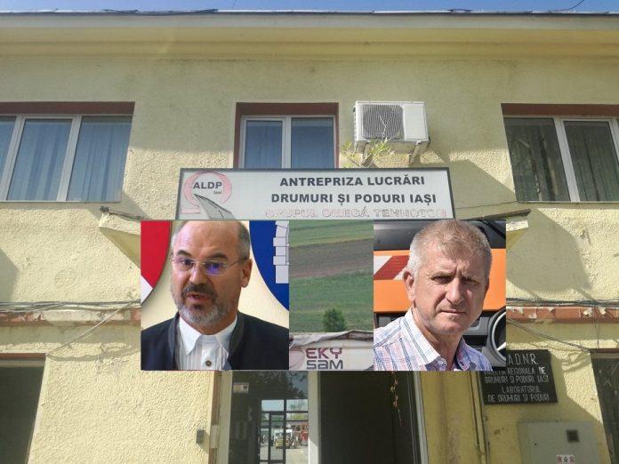 montaj Popa, ALDP, Eky Sam si Echimov