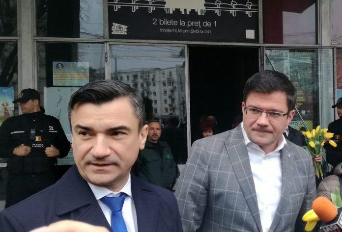 Mihai Chirica si Costel Alexe