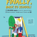 Palas back to school