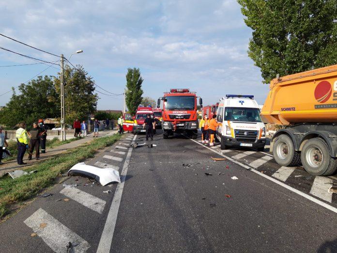 accident Razboieni