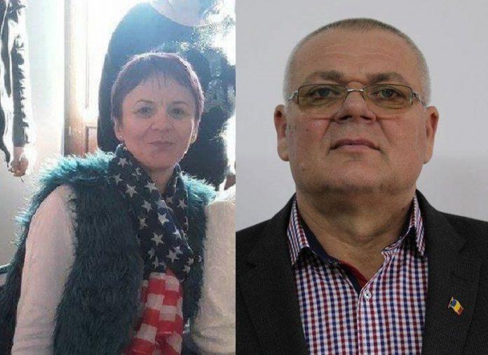 Elena Tescu si Valeriu Parlog
