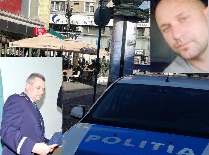 montaj Gheorghita Ciobanu, masina de politie la Mamma Mia si Bogdan Ciochina