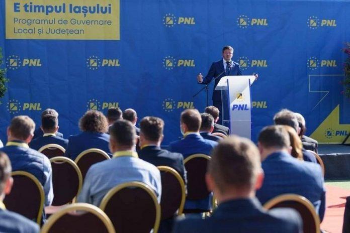 Costel Alexe si membrii PNL