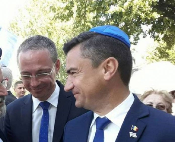 Mihai Chirica si Gabriel Harabagiu