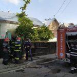 incendiu strada Ciric