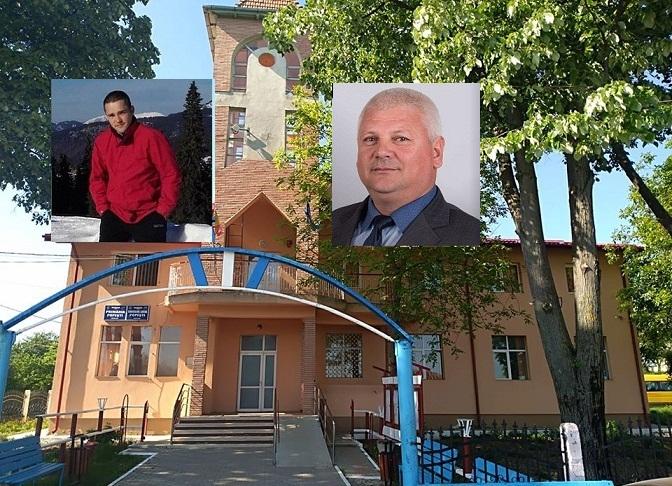 montaj Primaria Popesti, Mihai Stan si Vasile Lupu