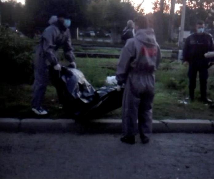 victima accident de tren Nicolina