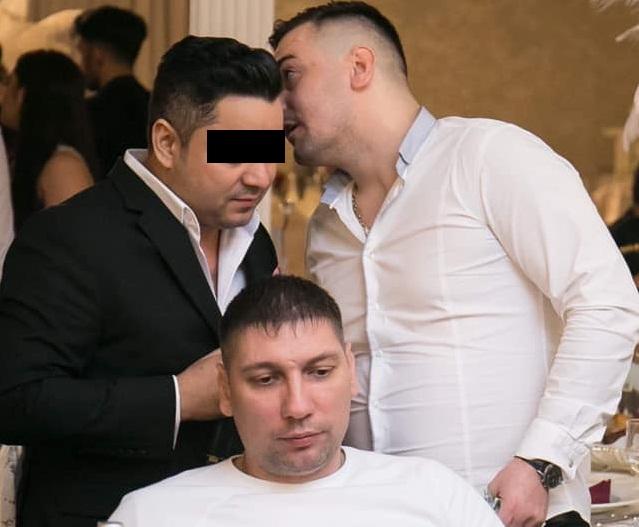 Andrei Trocin si Dragos Pantiru