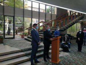 Costel Alexe, Nelu Tataru, Marian Grigoras