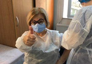 Carmen Dorobat vaccinare coronavirus