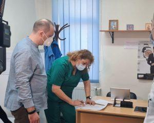 Florin Rosu vacinare anti-Covid-9