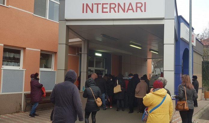 Institutul Regional de Oncologie (IRO) - internari