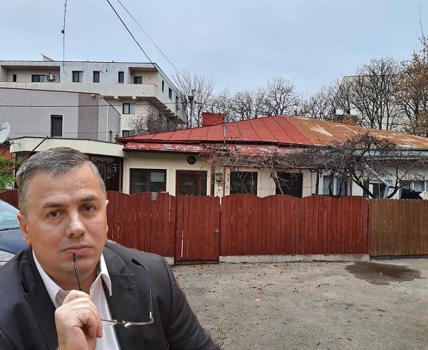 Petrica Movila si casa de pe strada Trei Ierarhi