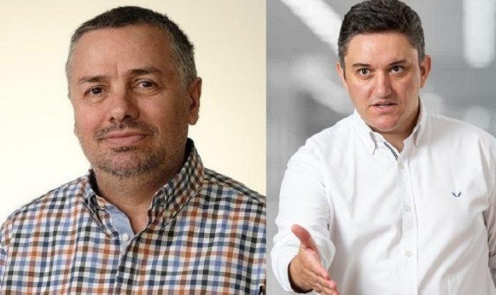 Petru Movila si Marius Ostaficiuc