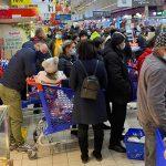 aglomeratie Carrefour Felicia