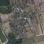 cartierul de case din Aroneanu si Aeroporul Iasi