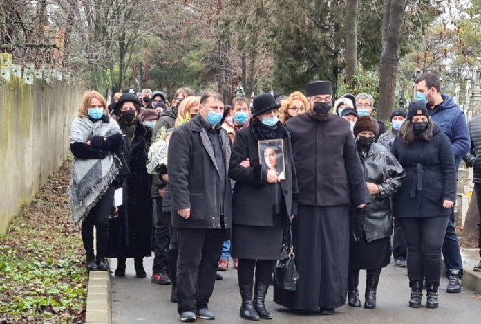 inmormantare Maria Maxim Nicoara
