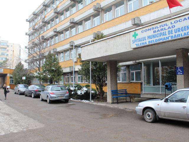 Spitalul de Urgenta Barlad