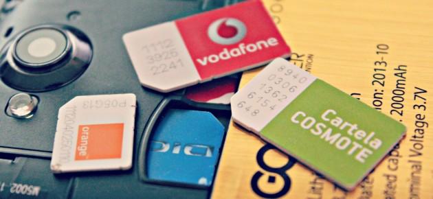 cartele Vodafone, Cosmote