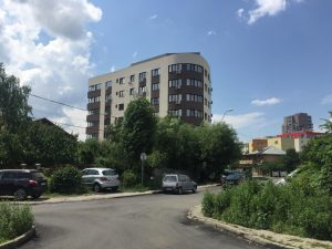 blocul de pe  strada Moldovei nr.30