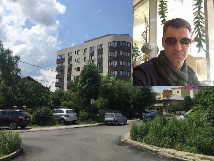 blocul de pe strada Moldovei si Daniel Niculita