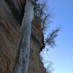 cascada râului Bahlui