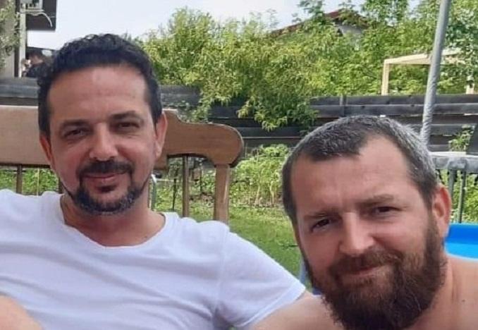 Daniel si Ciprian Șandru