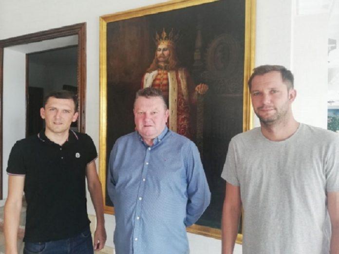 Remus, Constantin si Victor Deleanu