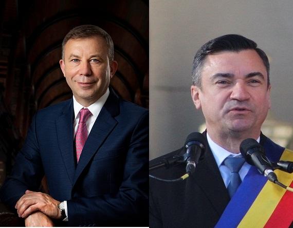 Viorel Cozma - Conest si Mihai Chirica
