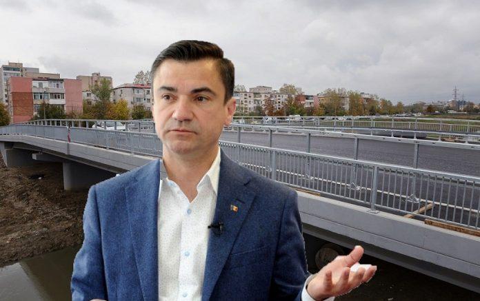 Mihai Chirica si pod Cicoarei