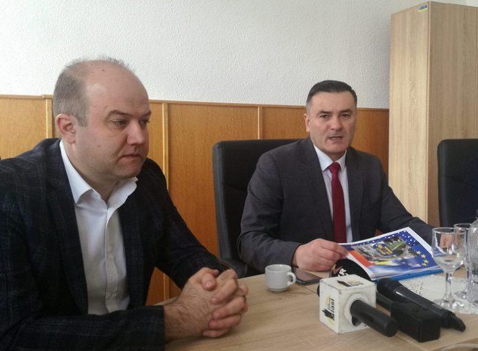 Mihai Svalja si Costel Gitlan